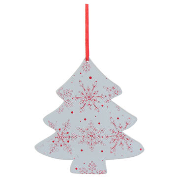 Winter Wishes Candy Cane Lane Tree Ornament - 5 in