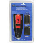 Tuf-E-Nuf All-in-one Multi Bit Screwdriver - 14 piece