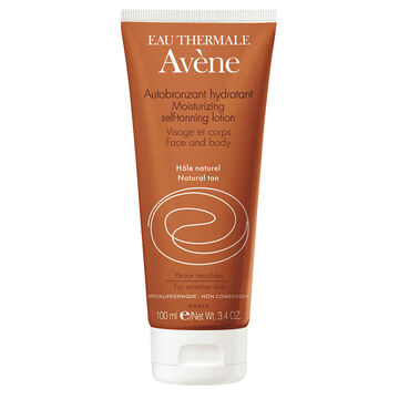 Avene Moisturizing Self-Tanning Lotion - Natural - 100ml