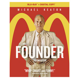 The Founder - Blu-ray