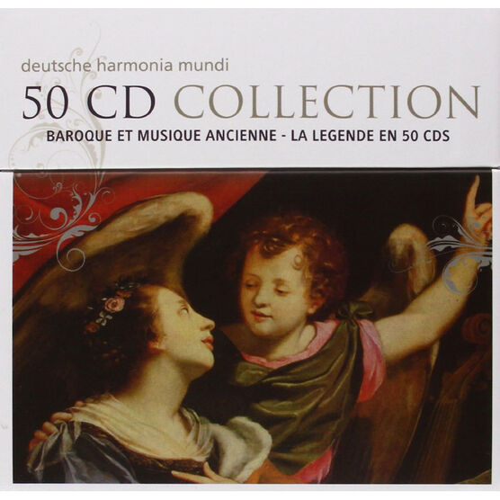 Various Artists - Deutsche Harmonia Mundi - 50 CD Collection