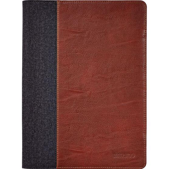 Maroo Kickstand Felt Folio for Microsoft Surface 3 - Brown - MR-MS3203