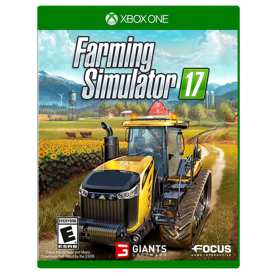 Xbox One Farming Simulator 17