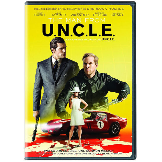 The Man From U.N.C.L.E. (2015) - DVD
