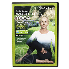 Gaiam - Trudie Styler's Weight Loss Yoga - DVD