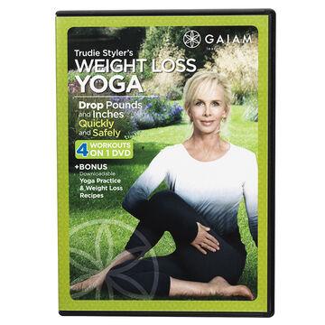 Gaiam - Trudie Styler's Weight Loss Yoga - DVD