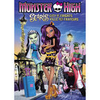 Monster High - Scaris: City of Frights - DVD