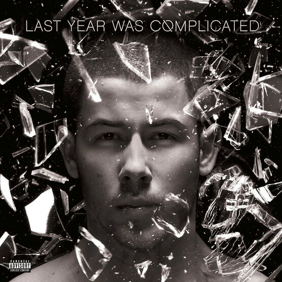 Nick Jonas - Last Year Was Complicated - CD