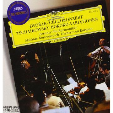 Dvorak and Tchaikovsky - Cello Concertos - CD