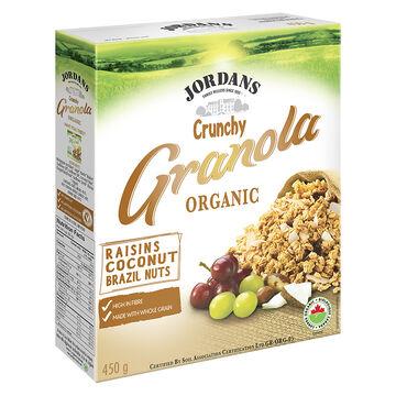 Jordans Crunchy Oat Granola - Organic - 450g