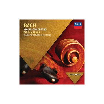 Gidon Kremer - Bach Violin Concertos - CD