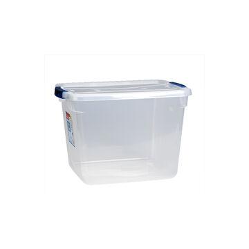 Rubbermaid Clever Store Latch Box - 27.4L