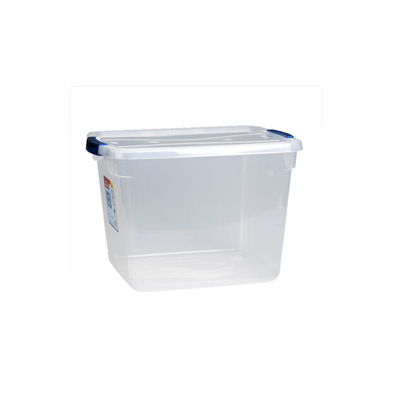 Rubbermaid Clever Store Latch Box - 27.4L
