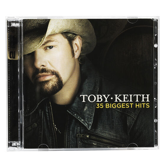 Toby Keith - 35 Biggest Hits - 2 Disc Set