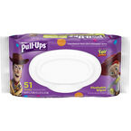 Pull-Ups Big Kid Flushable Wipes in Pouch - 51's
