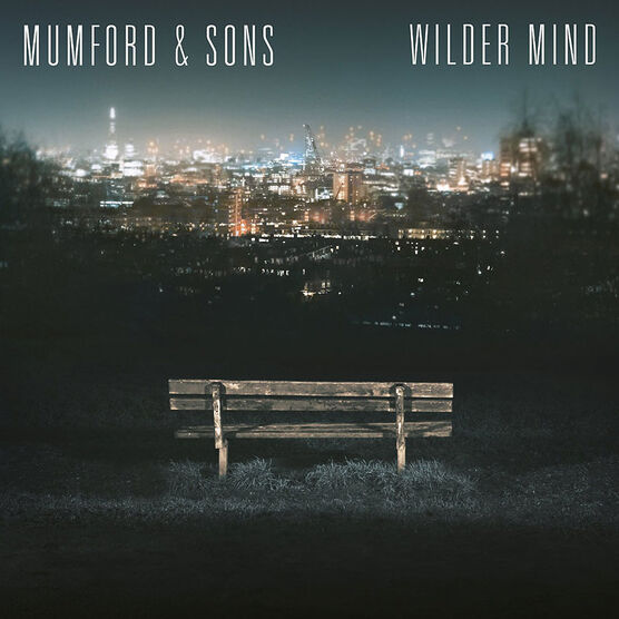 Mumford and Sons - Wilder Mind - Vinyl