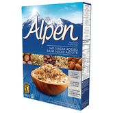 Weetabix Alpen Muesli - No Added Salt/Sugar - 650g