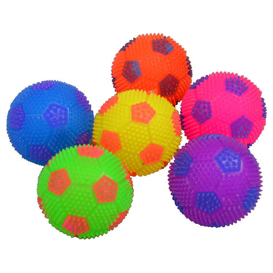 Bouncy Soccer Ball - Assorted