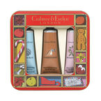 Crabtree & Evelyn Best Sellers Hand Therapy Trio Tin - 3 piece