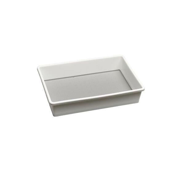 Madesmart Storage Bin - White - 23 x 15.2cm