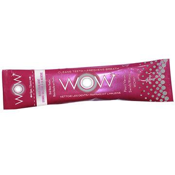 Wow Oral Rinse Powder - BubbleMint - 2g