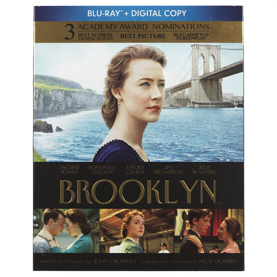 Brooklyn - Blu-ray