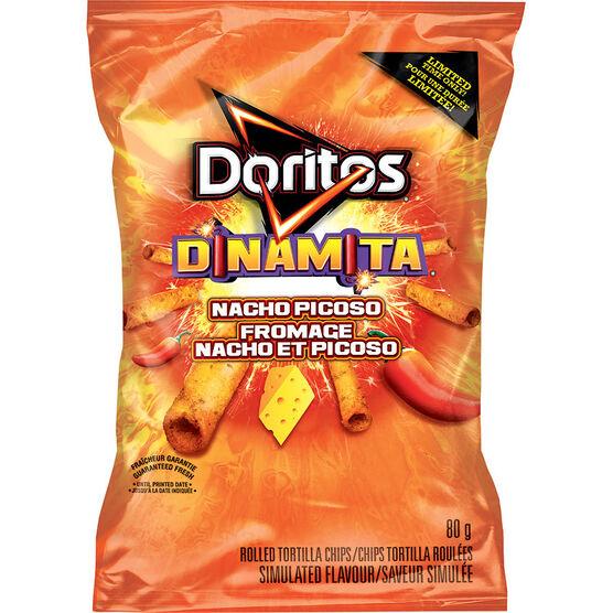 Doritos Dinamita - Nacho Piscoso - 80g