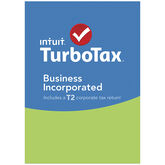 Intuit Turbotax Business Incorporated 2015/2016 - 425198