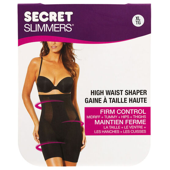 Secret Slimmers High Waisted Shaper