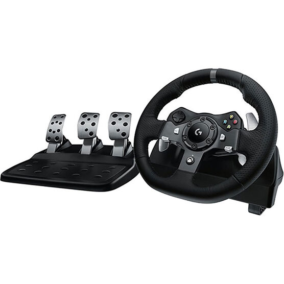 Logitech G290 Racing Wheel - Black - 941-000121