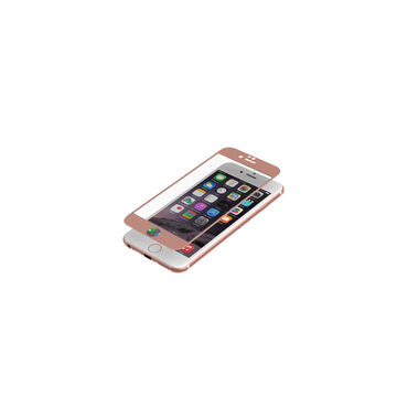 Zagg InvisibleShield Glass Luxe for iPhone 6/6s - Rose Gold - ISIP6BGSRGF