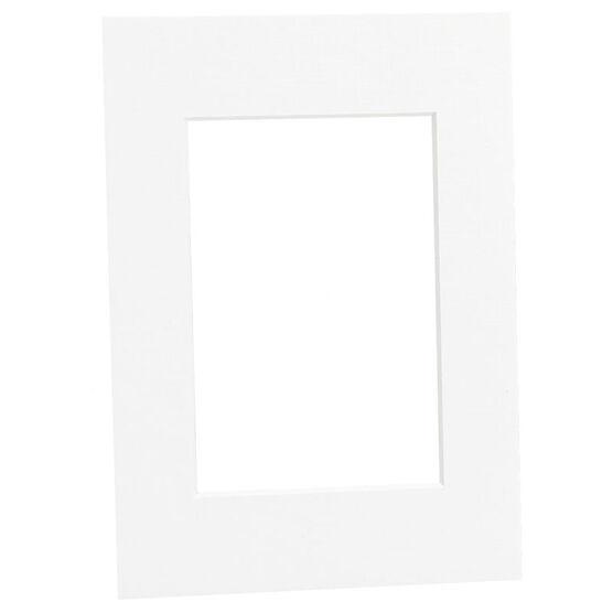 Tempo 5x7 Mat Frame - Snowflake