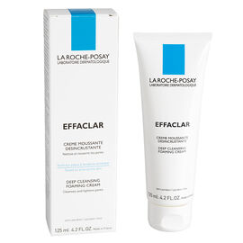 La Roche-Posay Effaclar Foaming Cream - 125ml