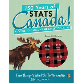 150 Years of Stats Canada! A Guide to Canada's Greatest Country