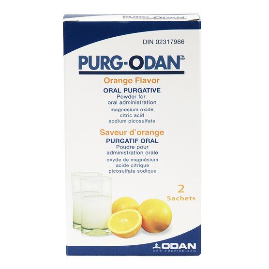Purg-Odan - 2 Sachets - 1