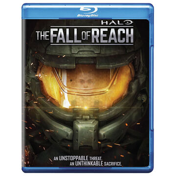 Halo: The Fall of Reach - Blu-ray