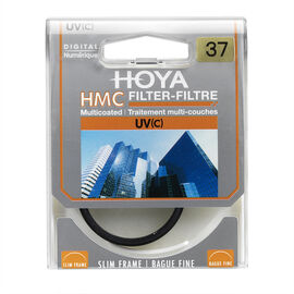 Hoya 37.0mm UV-HMC Filter - HY051301