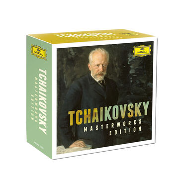 Various Artists - Tchaikovsky Masterworks Boxed Set - 27 CD