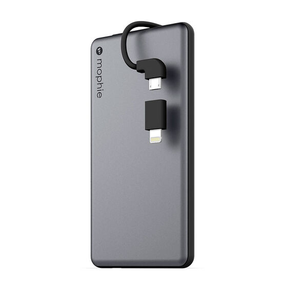 Mophie Powerstation Plus Mini - Grey - 3460PSPLUSKSGRYBLK