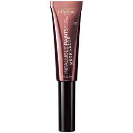 L'Oreal Infallible Paints Metallic Lipstick