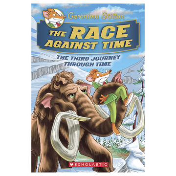 The Race Against Time by Geronimo Stilton