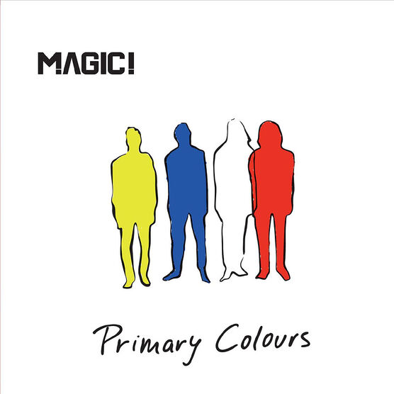 Magic - Primary Colours - CD