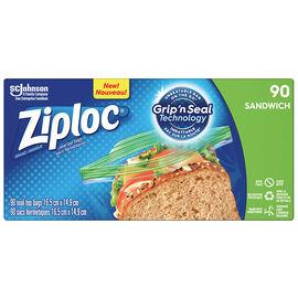 Ziploc Sandwich Bags - 90's