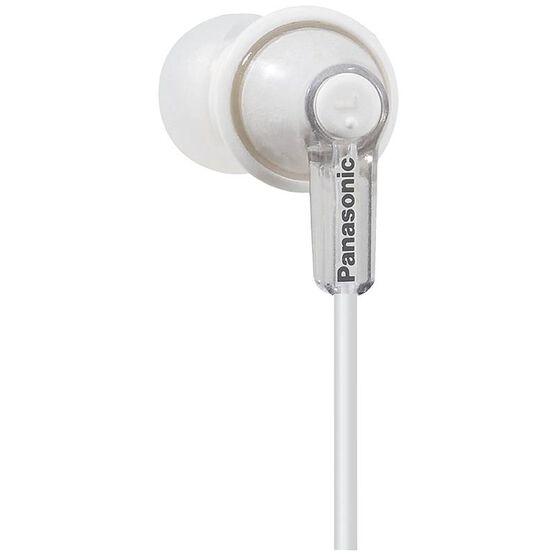Panasonic Ergo Fit Eardrops - Silver - RPHJE120S
