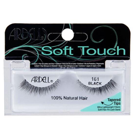 Ardell Soft Touch Eyelashes - Black - 161