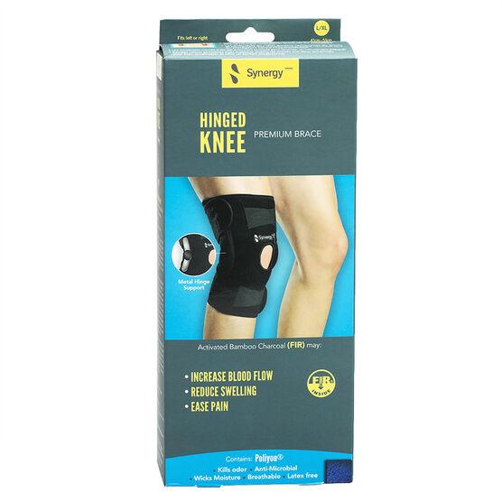 Synergy Hinged Knee Premium Brace- Large/Extra Large