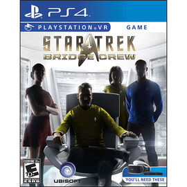 PRE-ORDER: PS VR Star Trek: Bridge Crew