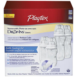 Playtex Newborn Nurser Starter Kit