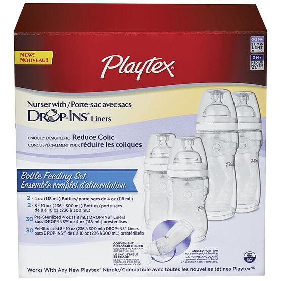 Playtex Newborn Nurser Starter Kit