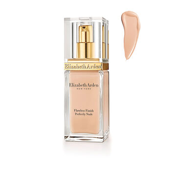 Elizabeth Arden Flawless Finish Perfectly Nude Liquid Makeup SPF 15 - Vanilla Shell